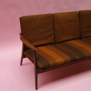 Deens Design Vintage Bank.Deens Fauteuil Gereserveerd De Verbaasde Ree
